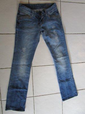 Jeans Cross Gr. 26/34 Hose