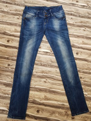 Jeans Cross Skinny Low