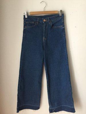 jeans culotte von h&m