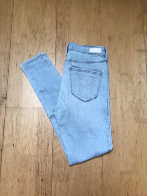 Abercrombie & Fitch Skinny Jeans azure