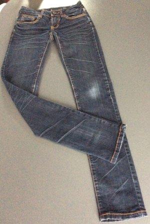 Tube Jeans blue cotton