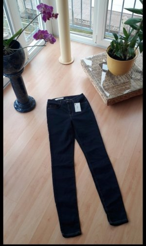 Jeans Dark Blue Denim