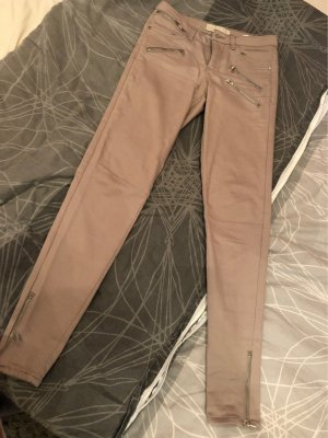 Denim Co. Regenpijpbroek beige