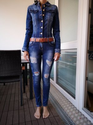 Jeans Denim Overall