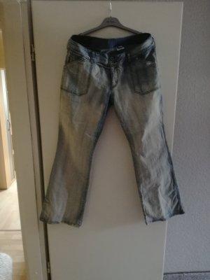 Arizona Boot Cut spijkerbroek azuur Katoen