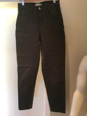 Jeans der Marke MAC, Größe 40, dunkelgrün