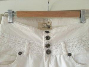 Jeans der Marke Tredey, weiß, wie neu , Größe 36