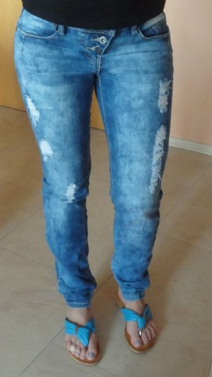 Jeans destroyed Gr 36, Rock Angel