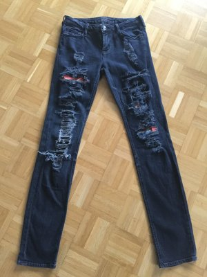 Jeans destroyed Hudson 27