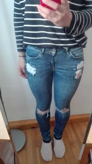 Jeans Destroyed Look