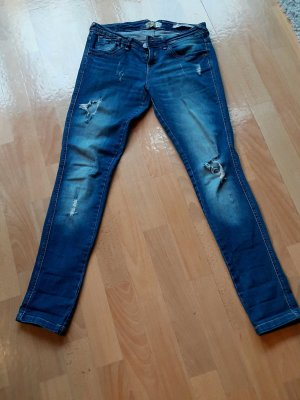 Jeans - destroyed & used look
