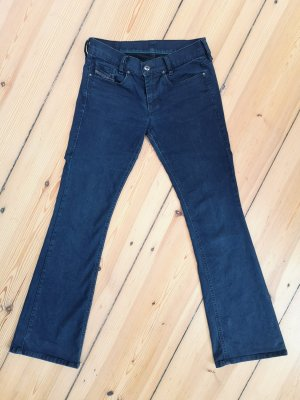 Diesel Low Rise Jeans blue-dark blue