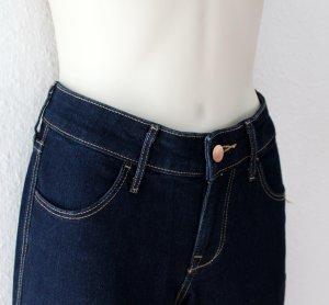 Jeans, dunkelblau