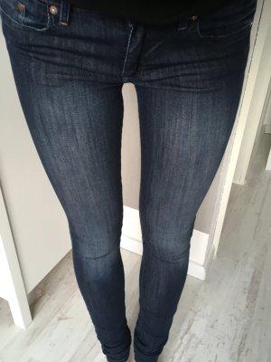 Jeans dunkelblau H&M