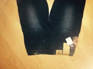 Jeans dunkelblau used