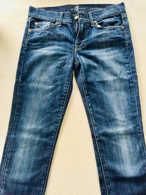 Jeans dunkelblau von 7 for all Mankind