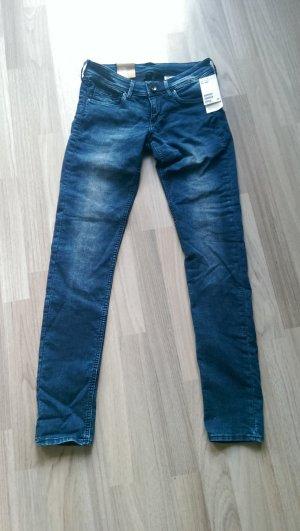 Jeans dunkelblau von H&M