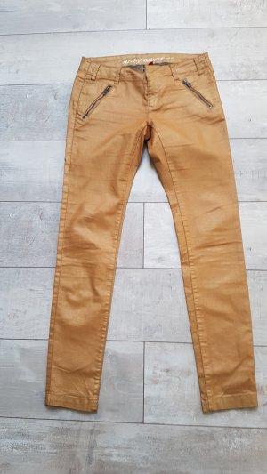 edc by Esprit Slim jeans zandig bruin-oker