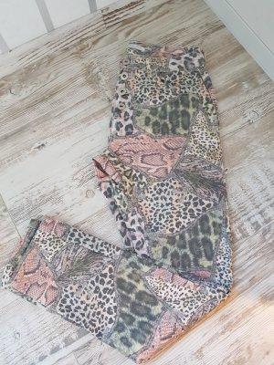 Tkmaxx Pantalón de cintura alta gris claro-caqui