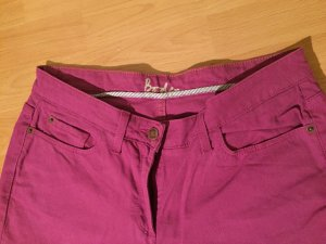 Jeans farbig violett Boden