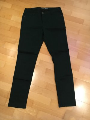 C&A Skinny Jeans dark green