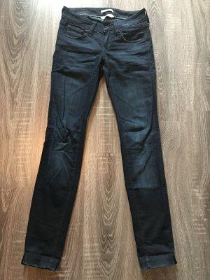 Jeans Fornarina, perfect shape, skinny, dunkelblau, W26