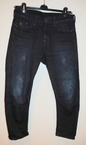 G-Star 7/8-jeans donkerblauw