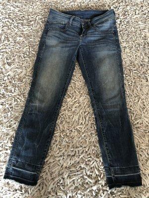 Gstar Jeans 7/8 bleu