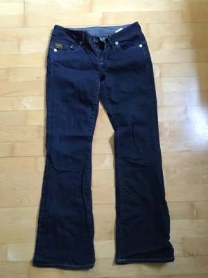 G-Star Raw Jeans bootcut bleu foncé