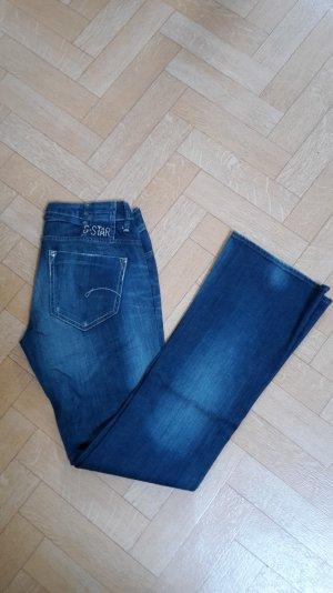 Jeans G-Star Midge Bootleg Gr. 30/34