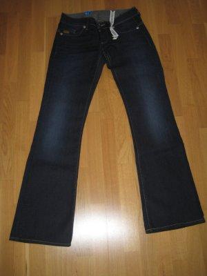 Jeans G-Star Midge Bootleg NEU Größe 30/34
