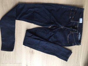 Gap Low Rise Jeans dark blue