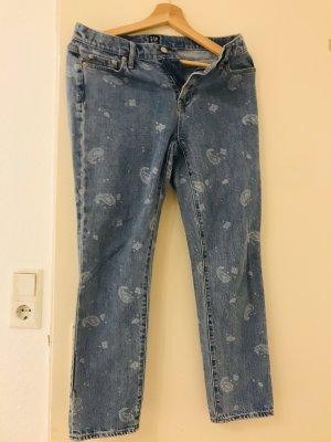 Gap Jeans a carota blu