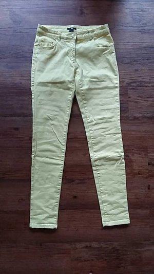 Jeans gelb H&M