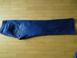 Street One Straight Leg Jeans blue cotton
