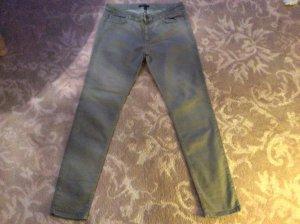 Jeans glänzend mit Silber von Esprite