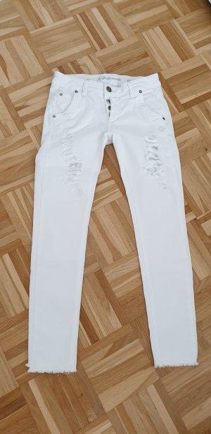 Jeans Glücksstern