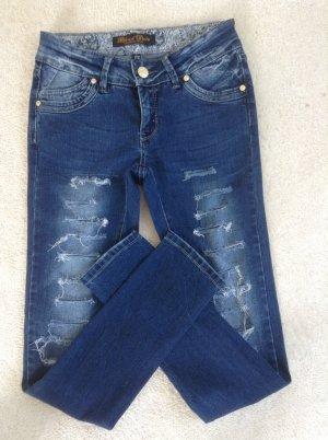 Jeans / Gr. 27/32 (36 S) / NEU