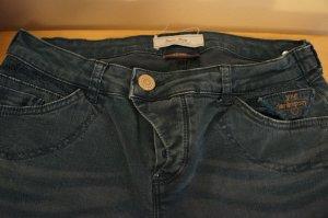 Jeans Gr.27 dunkelgrün Street One