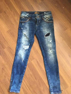 LTB Jeans bootcut bleu foncé