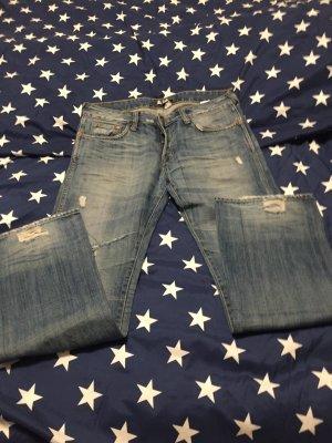 Jeans Gr. 34/34 von H&M