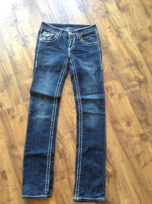 Jeans Gr. 34-36 bzw Gr.27 Hose