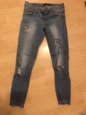 Tally Weijl Boyfriend Jeans light blue