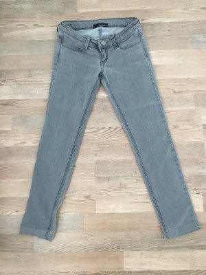 Jeans stretch gris