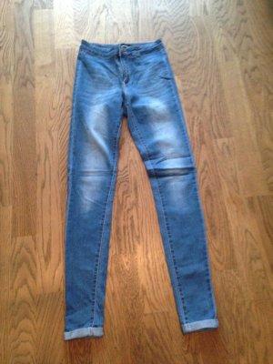 Jeans Gr.34 in hellblau