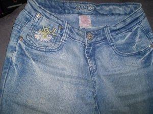 Jeans Gr. 34 Marke Q & Y