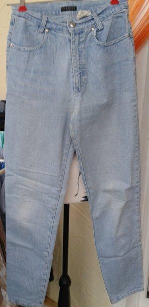 Jeans, Gr.36, blau