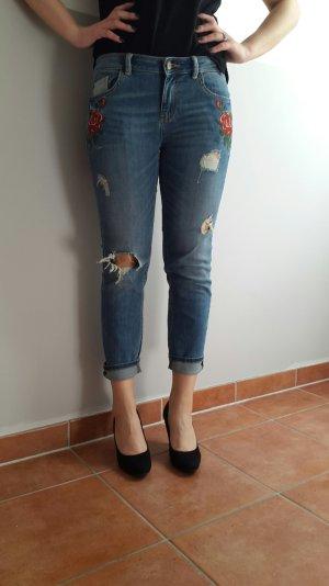 Jeans Gr.38/ Damenhose/ Boyfriendjeans/ Röhrenjeans