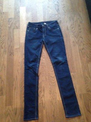 Jeans Gr. 38 dunkelblau