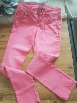 Jeans, Gr 38, rosa, neu